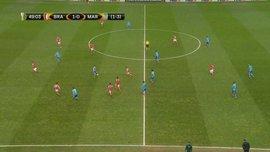Брага – Марсель – 1:0 – видео гола и обзор матча