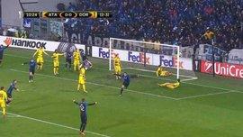Аталанта – Боруссия – 1:1 – видео голов и обзор матча