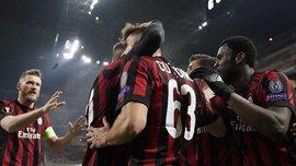 Милан – Лудогорець – 1:0 – видео гола и обзор матча