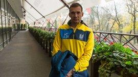Шевченко: Тотті запросив мене на матч Рома – Шахтар, не можу йому відмовити