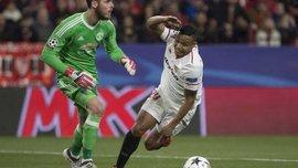 Де Хеа стал игроком недели в Лиге чемпионов