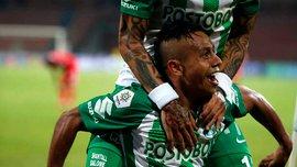 Колумбиец Владимир Эрнандес забил крутой гол, которому позавидует Роналдиньо