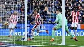 Лестер – Сток Сити – 1:1 – видео голов и обзор матча