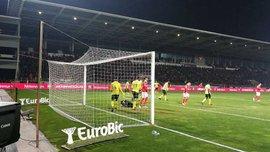 Португалія: Бенфіка на останніх хвилинах вирвала перемогу проти Пасуш де Феррейра, Марітіму у видовищному матчі здолав Віторію Гімараєш