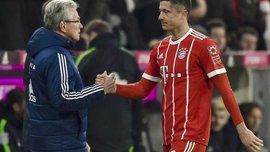 Левандовски не смог забить в домашнем матче Бундеслиги впервые в сезоне – 45-летний рекорд Хайнкеса устоял