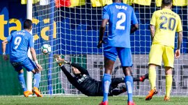 Вільяреал – Хетафе – 1:0 – відео гола та огляд матчу