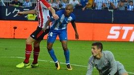 Атлетик Бильбао удержал победу над Малагой