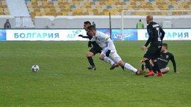 Верес – Динамо – 3:1 – видео голов и обзор матча