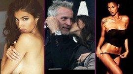 Маева Денат – сексапильная модель, которая осчастливила Давида Жинола после остановки сердца и родила ему дочь