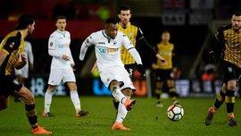 Суонси – Шеффилд Уэнсдей – 2:0 – видео голов и обзор матча