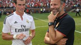 Гиггз: Бейл счастлив в Реале