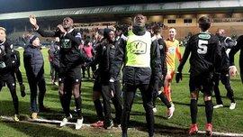 Шамблі переміг Страсбур та вийшов у півфінал Кубка Франції