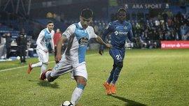 Хетафе – Депортиво – 3:0 – видео голов и обзор матча