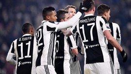 Ювентус установил рекорд Кубка Италии