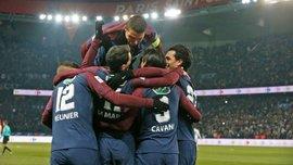 ПСЖ – Марсель – 3:0 – видео голов и обзор матча