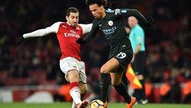 Арсенал – Манчестер Сити: Сане и Бернарду Силва вдвоем уничтожили всю команду Венгера