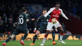 Арсенал – Манчестер Сити – 0:3 – видео голов и обзор матча