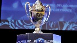 Жеребьевка 1/2 финала Кубка Франции: Кан сыграет с ПСЖ