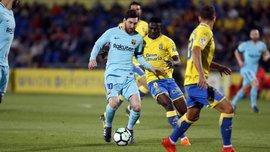 Лас-Пальмас – Барселона – 1:1 – видео голов и обзор матча