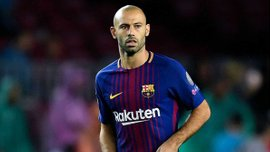 Маскерано розповів, чому покинув Барселону