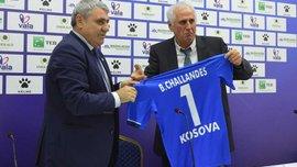 Швейцарец Шалланд возглавил сборную Косово