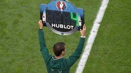 IFAB включил в футбольные правила четвертую замену в дополнительное время матчей