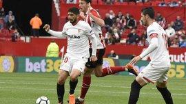 Севилья – Атлетик – 2:0 – видео голов и обзор матча