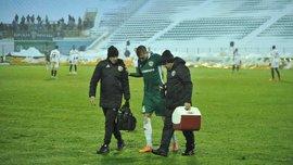 Коломоец и Новак получили травмы в матче Ворскла – Черноморец