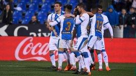 Леганес – Малага – 2:0 – видео голов и обзор матча