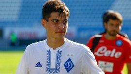 Полузащитник Динамо U-21 Алибеков будет тренироваться с первой командой