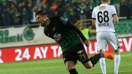 Селезнев забил гол в матче против Фенербахче