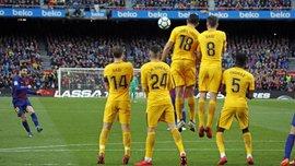 Барселона – Атлетико – 1:0 – видео гола и обзор матча