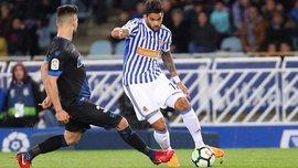 Реал Сосьедад – Алавес – 2:1 – видео голов и обзор матча