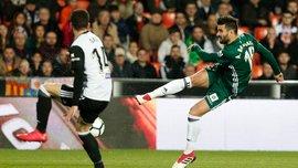 Валенсія – Бетіс – 2:0 – відео голів та огляд матчу