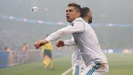 Пари Сен-Жермен – Реал Мадрид – 1:2 – видео голов и обзор матча