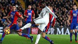 Кристал Пэлас – Манчестер Юнайтед – 2:3 – видео голов и обзор матча