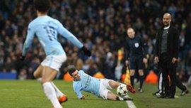 Манчестер Сити – Базель – 1:2 – видео голов и обзор матча