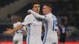 Цыганков номинирован на звание игрока недели в Лиге Европы