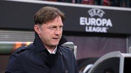 Наставник РБ Лейпциг Хасенхюттль: Шансы на 1/4 финала Лиги Европы 50 на 50