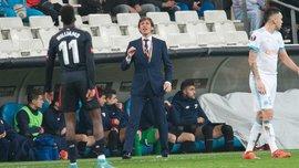 Зиганда: Тяжело играть против Марселя, однако мы верим в победу в ответном матче