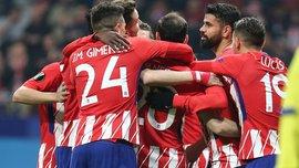 УЕФА назвал символическую сборную недели в Лиге Европы