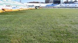 Шахтер пожаловался на УПЛ из-за качества поля в Полтаве