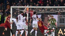 Рома – Торіно – 3:0 – відео голів та огляд матчу