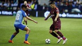 Малага – Барселона – 0:2 – видео голов и обзор матча
