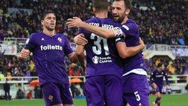 Фиорентина – Беневенто – 1:0 – видео гола и обзор матча