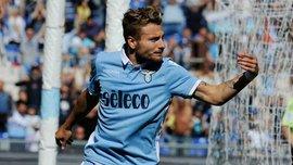 Лацио спас ничью с Кальяри благодаря фантастическому голу Иммобиле: обзор матча