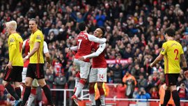 Арсенал – Уотфорд – 3:0 – видео голов и обзор матча