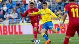 Лас-Пальмас – Вильярреал – 0:2 – видео голов и обзор матча