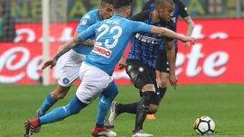 Інтер – Наполі – 0:0 – відеоогляд матчу