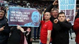Вест Хэм может быть наказан за поведение своих фанатов